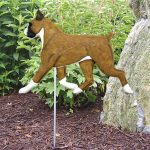 Boxer-Outdoor-Garden-Dog-Sign-Hand-Painted-Figure-Fawn-400688298574