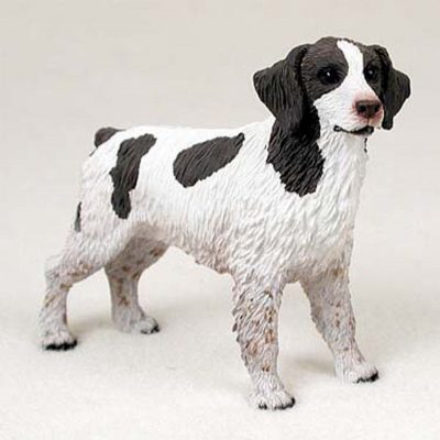 Brittany-Hand-Painted-Dog-Figurine-Statue-Liver-400201746851