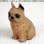 Brussels-Griffon-Mini-Resin-Dog-Figurine-Statue-Hand-Painted-180644347376