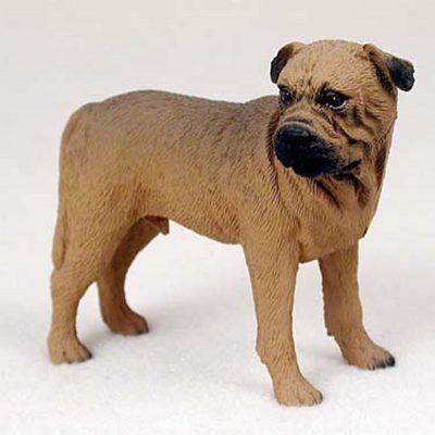 Bull-Mastiff-Hand-Painted-Dog-Figurine-Statue-180638147972