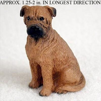 Bull-Mastiff-Mini-Resin-Hand-Painted-Dog-Figurine-400249634870