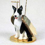 Bull-Terrier-Dog-Figurine-Angel-Statue-Brindle-400262613558