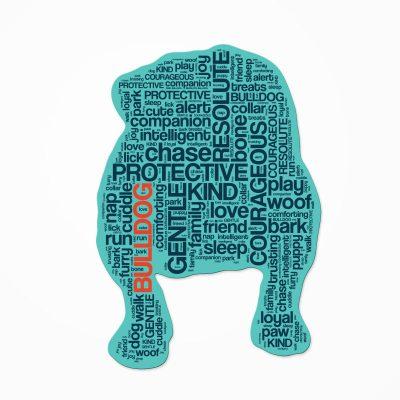 Bulldog-Dog-Breed-Cutout-Vinyl-Decal-Bumper-Sticker-Characteristic-Silhouette-400570911769