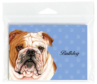 Bulldog-Dog-Note-Cards-Set-of-8-with-Envelopes-181382978818