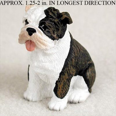 Bulldog-Mini-Resin-Hand-Painted-Dog-Figurine-Brindle-400677543698