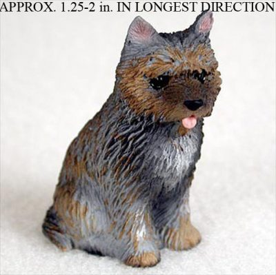 Cairn-Terrier-Mini-Resin-Dog-Figurine-Statue-Hand-Painted-Brindle-400263116558