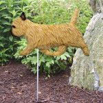 Cairn-Terrier-Outdoor-Garden-Dog-Sign-Hand-Painted-Figure-Wheaten-400688299785