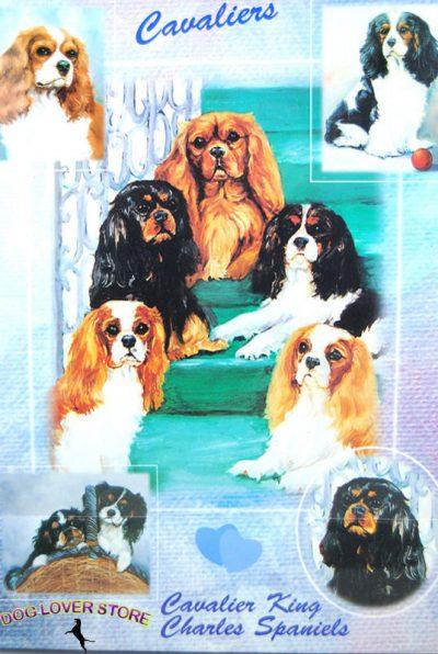 Cavalier-King-Charles-Dog-Gift-Present-Wrap-181379442337