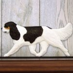 Cavalier-King-Charles-Spaniel-Dog-Figurine-Sign-Plaque-Display-Wall-Decoration-B-181430771121