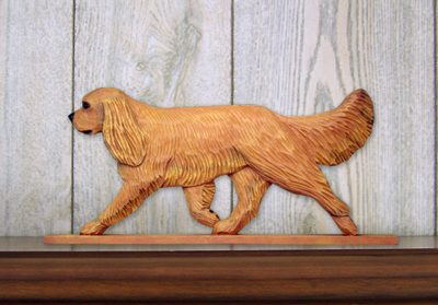 Cavalier-King-Charles-Spaniel-Dog-Figurine-Sign-Plaque-Display-Wall-Decoration-R-181430772096