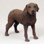 Chesapeake-Bay-Hand-Painted-Dog-Figurine-Statue-180638148078