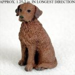 Chesapeake-Bay-Retriever-Mini-Resin-Hand-Painted-Dog-Figurine-400283497492