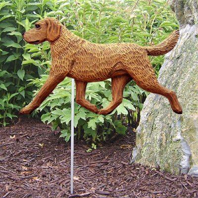 Chesapeake-Bay-Retriever-Outdoor-Garden-Dog-Sign-Hand-Painted-Figure-400688301014
