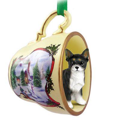 Chihuahua-Dog-Christmas-Holiday-Teacup-Ornament-Figurine-Blk-400249384704