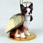 Chihuahua-Dog-Figurine-Angel-Statue-Brindle-180637633966