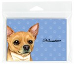 Chihuahua-Dog-Note-Cards-Set-of-8-with-Envelopes-Tan-400694667439