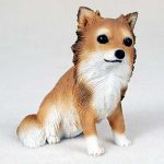 Chihuahua-Hand-Painted-Dog-Figurine-Statue-Long-180638148139
