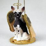 Chinese-Crested-Dog-Figurine-Angel-Statue-180741554951