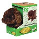 Chocolate-Lab-Dog-Lifelike-Stuffed-Animal-Barking-Walking-Wagging-Electronic-Toy-400412016875