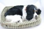 Stuffed-Cocker-Spaniel-Dog-Life-Like-Animal-Breathing-Dog-Perfect-Petzzz
