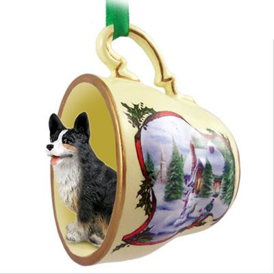 Corgi-Dog-Christmas-Holiday-Teacup-Ornament-Figurine-Cardigan-181240123090