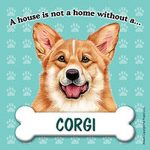 Corgi-Pembroke-Dog-Magnet-Sign-House-Is-Not-A-Home-400362013253