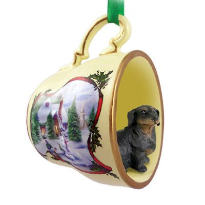 Dachshund-Dog-Christmas-Holiday-Teacup-Ornament-Figurine-Blk-400249384857