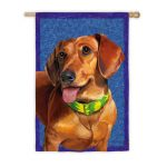 Dachshund-Dog-Outdoor-House-Garden-Flag-Decorative-125-x-18-400430218384