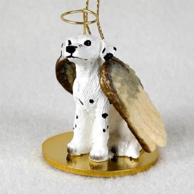 Dalmatian-Dog-Figurine-Angel-Statue-Ornament-181136182388