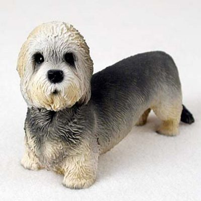 Dandie-Dinmont-Hand-Painted-Collectible-Dog-Figurine-400250769835