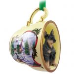 Doberman-Pinscher-Dog-Christmas-Holiday-Teacup-Ornament-Figurine-Blk-180738063125
