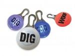 Dog-Clip-On-Blinking-Collar-Night-Light-Walking-Hiking-Safety-Tag-400692913181