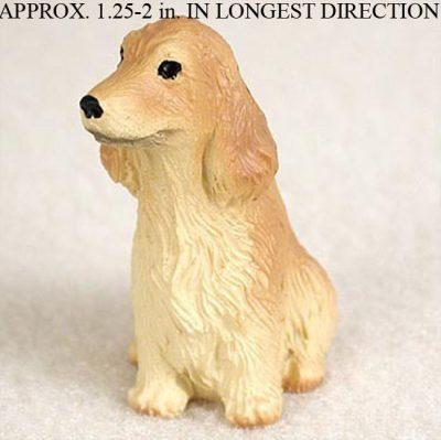 English-Cocker-Spaniel-Mini-Resin-Dog-Figurine-Statue-Hand-Painted-400205070270