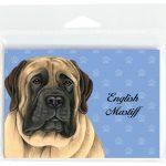 English-Mastiff-Dog-Note-Cards-Set-of-8-with-Envelopes-181382991112