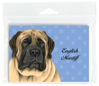 English-Mastiff-Dog-Note-Cards-Set-of-8-with-Envelopes-181382991112