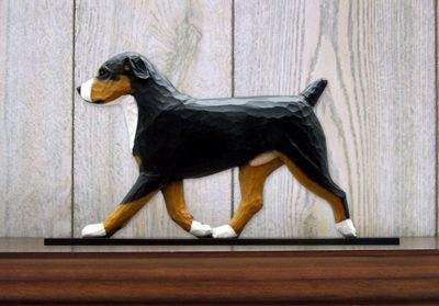 Entlebucher-Dog-Figurine-Sign-Plaque-Display-Wall-Decoration-181430782334