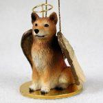 Finnish-Spitz-Dog-Figurine-Angel-Statue-180741556232