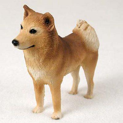 Finnish-Spitz-Hand-Painted-Dog-Figurine-Statue-400201747222