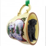 Flat-Coated-Retriever-Dog-Christmas-Holiday-Teacup-Ornament-Figurine-181240124259