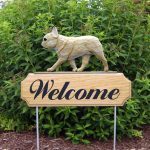 French-Bulldog-Dog-Breed-Oak-Wood-Welcome-Outdoor-Yard-Sign-Fawn-400706796664