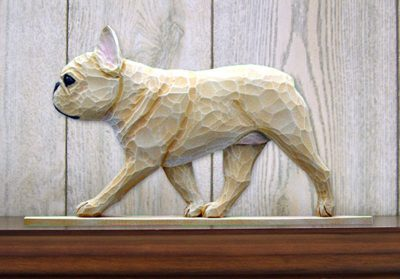 French-Bulldog-Figurine-Sign-Plaque-Display-Wall-Decoration-Fawn-400721997189