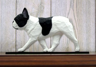 French-Bulldog-Figurine-Sign-Plaque-Display-Wall-Decoration-Pied-400721997479