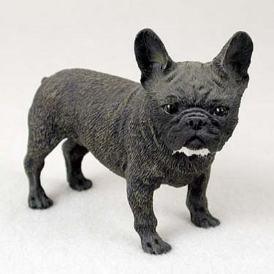 French-Bulldog-Hand-Painted-Collectible-Dog-Figurine-Statue-400480005138