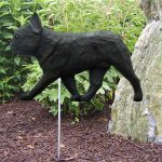 French-Bulldog-Outdoor-Garden-Dog-Sign-Hand-Painted-Figure-Black-Brindle-400688306305