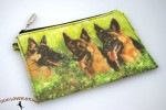 German-Shepherd-Dog-Bag-Zippered-Pouch-Travel-Makeup-Coin-Purse-400705295035