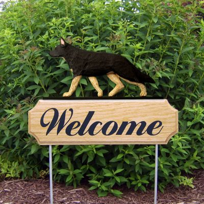 German-Shepherd-Dog-Breed-Oak-Wood-Welcome-Outdoor-Yard-Sign-Black-w-Tan-Points-181404185724