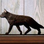 German-Shepherd-Dog-Figurine-Sign-Plaque-Display-Wall-Decoration-Black-181430786830
