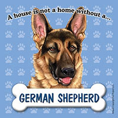 German-Shepherd-Dog-Magnet-Sign-House-Is-Not-A-Home-400610925741