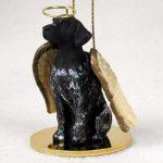 German-Shorthair-Pointer-Dog-Figurine-Angel-Statue-Ornament-400482560870