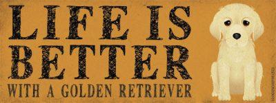 Golden-Retriever-Dog-Car-Bumper-Sticker-Life-Is-Better-400343999538